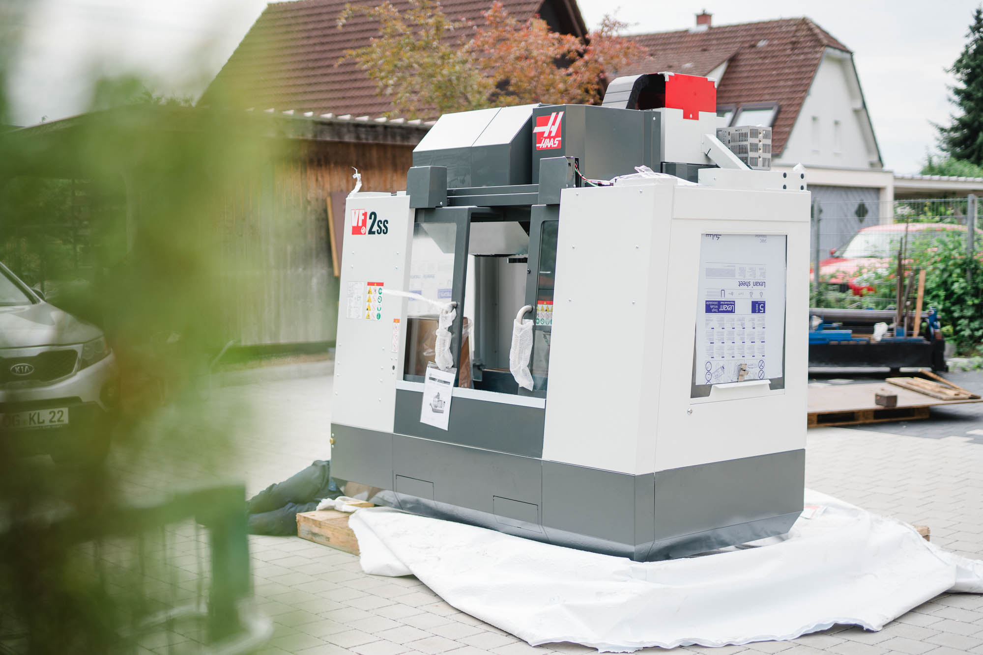 kopfmedia werbeagentur offenburg kopf machining haas cnc