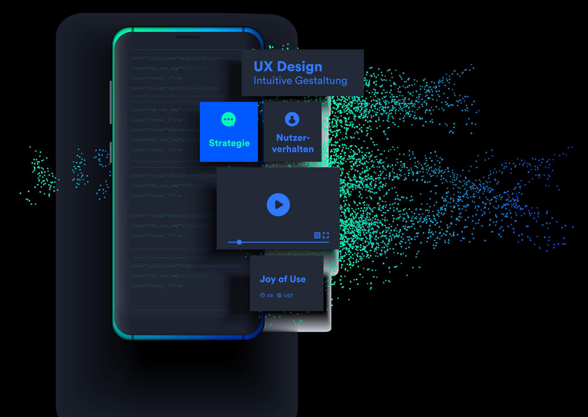 Kopfmedia Werbeagentur Offenburg - IT / UI / UX - User Experience Design