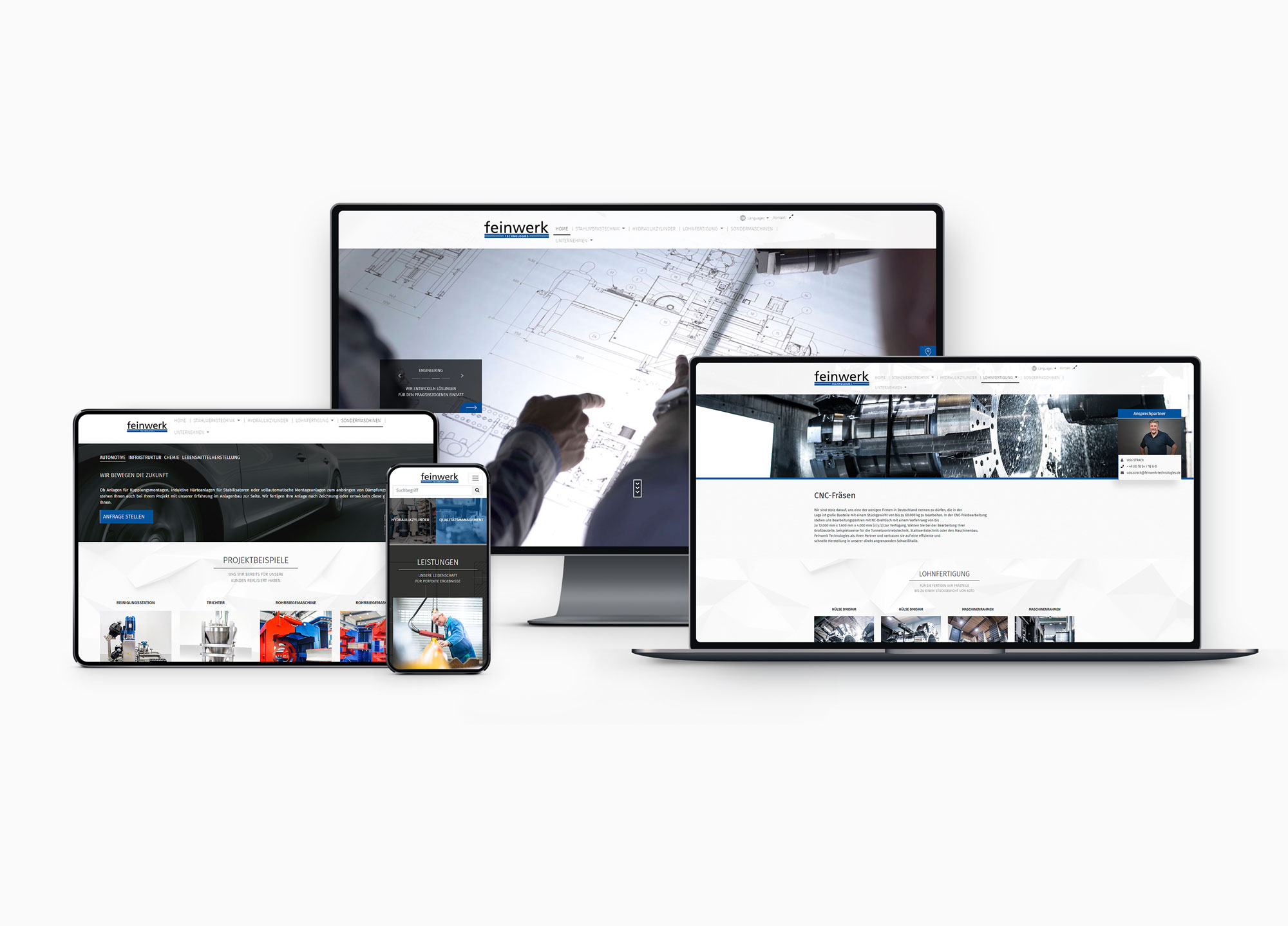 kopfmedia-feinwerk-technologies-website-homepage